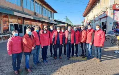 Târgujienii cred în echipa PSD Gorj