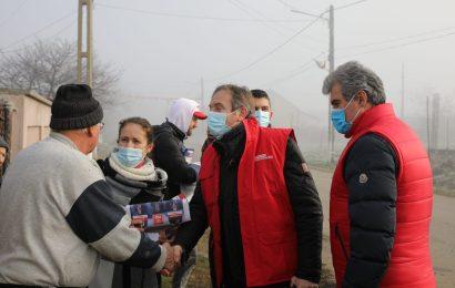 PSD are soluții de dezvoltare pentru localitățile Țânțăreni și Fărcășești