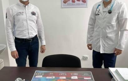 Nou medic specialist în echipa spitalului din Rovinari