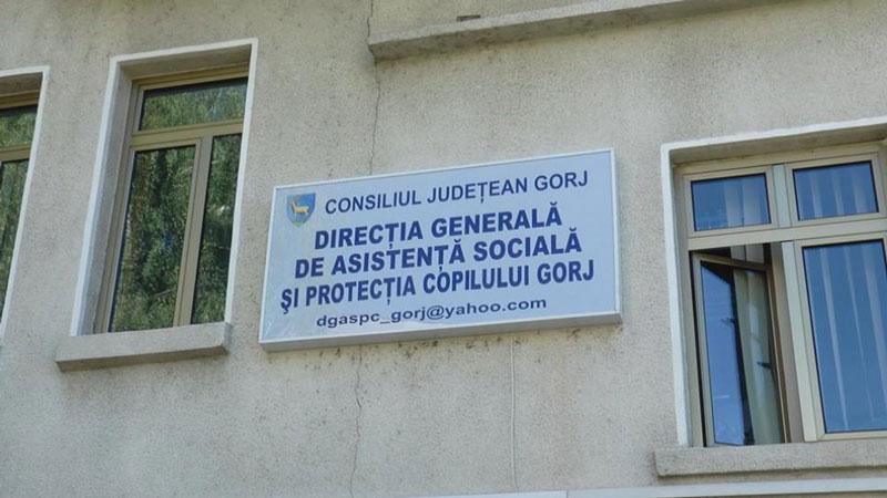 Zeci de angajați de la centrele DGASPC Gorj, au COVID
