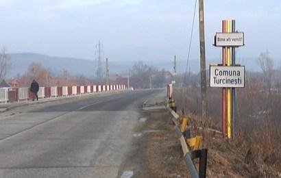 Localități din Gorj, în scenariul roșu