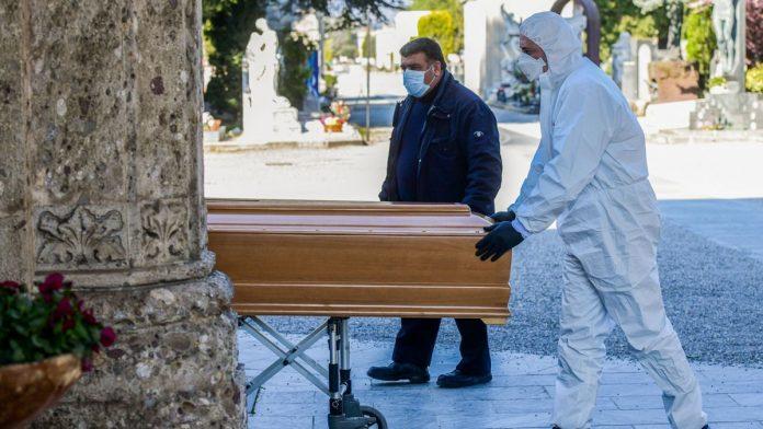 """Arafat: """"Trebuie modificată regula înmormântării"""""""