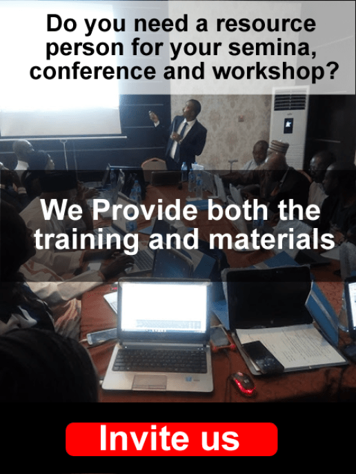 Corporate and group training in Abuja Nigeria