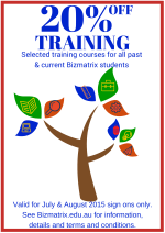 20% off Selected Training Courses!