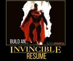 How to Create an Invincible Resume & Claim Your Interview!