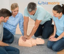 How many compressions for CPR?