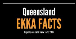 Queensland Ekka Facts