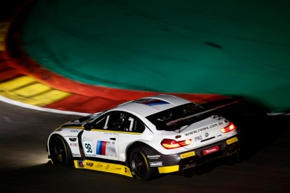 Spa-Francorchamps (BEL), 25th July 2018. 70th edition 24 Hours of Spa-Francorchamps. #98 BMW M6 GT3 - ROWE Racing: Marco Wittmann (GER) Jesse Krohn (FIN) Ricky Collard (GBR)