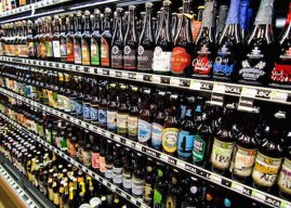 KM 207m worth of alcohol imported in one year