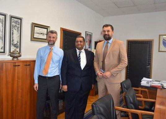 Qatar announces investment in Sarajevo Canton