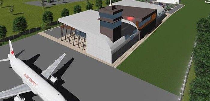 Raspisan konkurs za izradu idejnog rješenja aerodroma Golubić u Bihaću