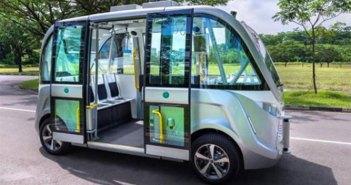 Singapurom će od 2022. voziti autobusi bez vozača