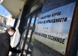 Na Banjalučkoj berzi promet od 211.014 KM