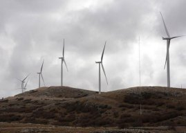 First wind farm operational in coal-reliant Bosnia