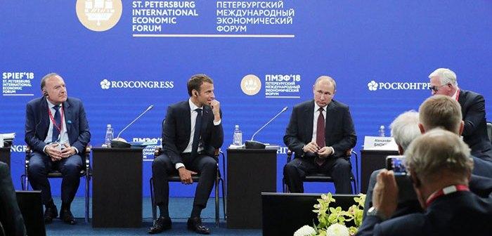 Svjetski čelnici na forumu u Sankt Peterburgu pozvali na ekonomiju povjerenja