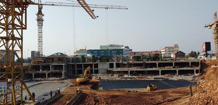 Tibra se širi: Niče novi stambeni kompleks