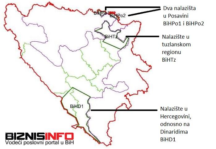 nalazista nafte fbih1 - Evo gdje u BiH leži nafta vrijedna više od milijadu KM