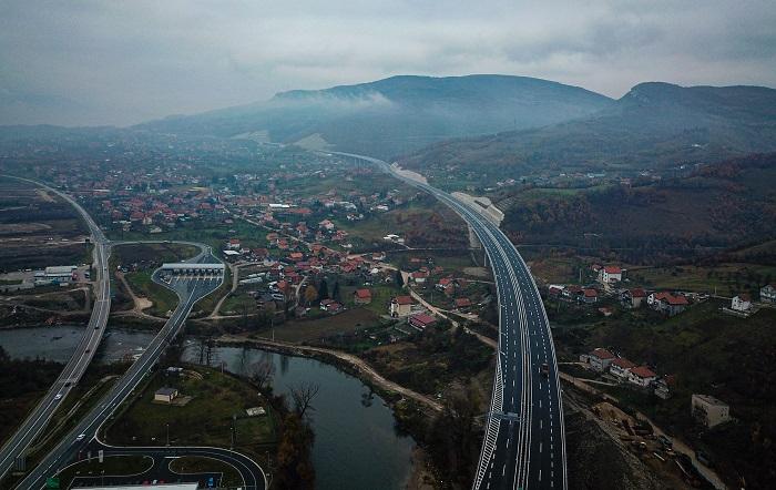 Izgrađeno 11 kilometara autoceste na Zeničkoj obilaznici - Biznis Info