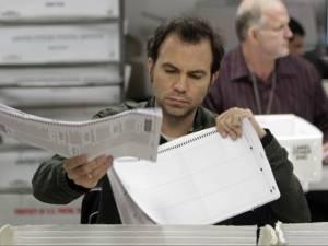 Checking Florida's ballots