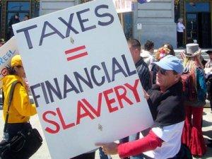 tax-slavery
