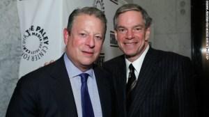 Al Gore Joel Hyatt