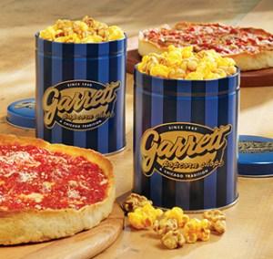 Popcorn and Pizza