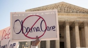 obamacare protest