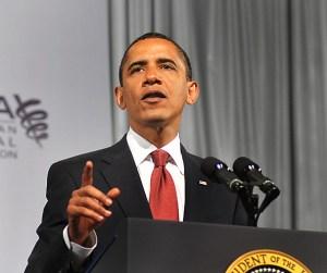 Barack Obama to AMA