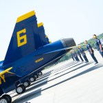Blue Angels grounded
