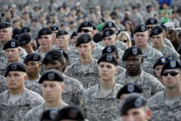 Ft. Hood Memorial Service