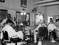 Senate Barbershop