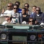 Obama safari