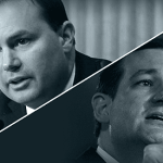 Sens Lee and Cruz