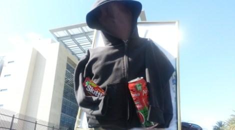 Vegas rally hoodie skittles Sign