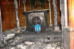 Egypt Church Burned