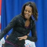 Michelle Obama lets move