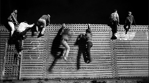 illegals-scaling-border-fence