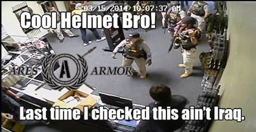 Ares raid