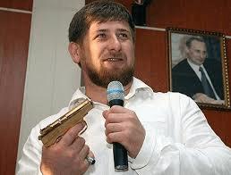 Chechen leader Ramzan Kadyrov Photo: dailysoviet.wordpress.com
