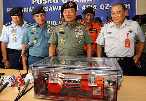 Air Asia Flight Recorder