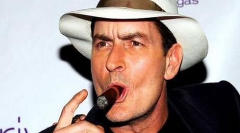 Charlie Sheen, president, republican
