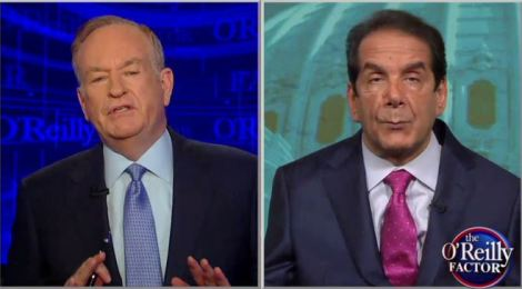 Bill O'Reilly , Krauthammer