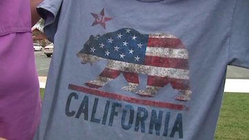 CaliforniaTshirt