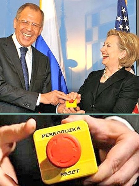 hillary clinton russia reset button youtube screenshot