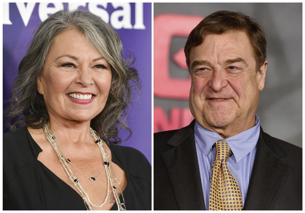 Roseanne Barr threatens to retire in huff over Twitter feuding with liberals