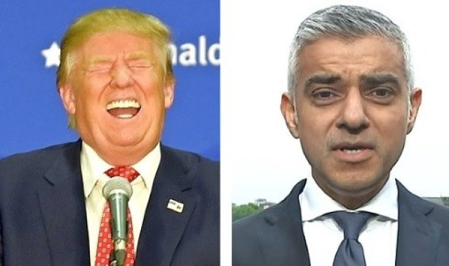 london mayor sadiq khan wants to cancel trump visit to uk