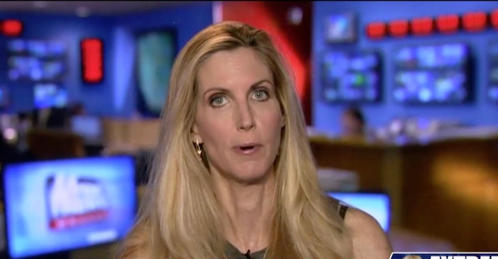 Ann Coulter shreds Sean Hannity: 'He would endorse communism' if Trump did