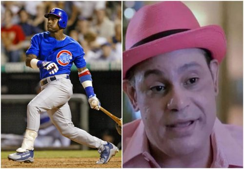 Sammy Sosa Is Shockingly Pale And Twitter Got Jokes