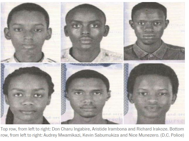 Burundi Teenagers Participating In International Robotics Competition Go Missing