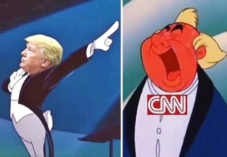 cnn meme war greg gutfeld the five